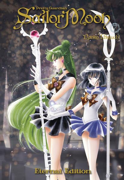 Sailor Moon Eternal Edition Manga Volume 7