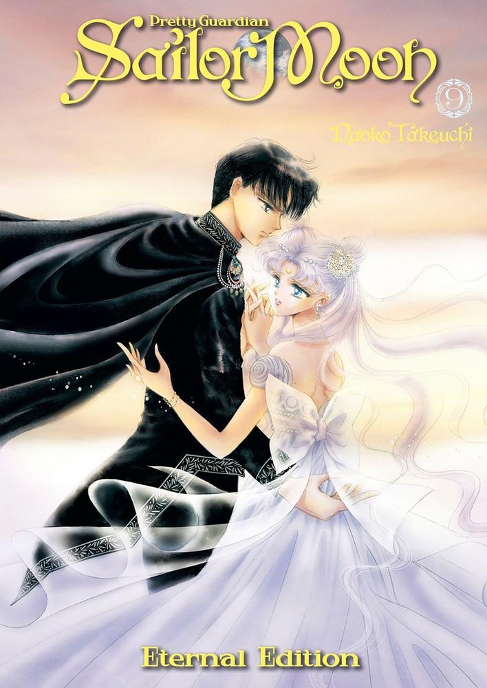 Sailor Moon Eternal Edition Manga Volume 9