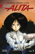 Battle Angel Alita Deluxe Edition Manga Volume 1 (Hardcover)