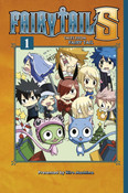 Fairy Tail S Tales from Fairy Tail Manga Volume 1