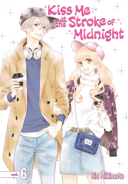 Kiss Me at the Stroke of Midnight Manga Volume 6