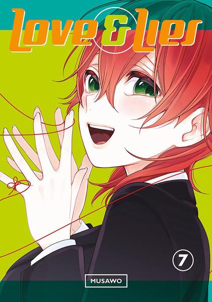 Love and Lies Manga Volume 7