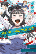 Real Account Manga Omnibus Volume 12-14