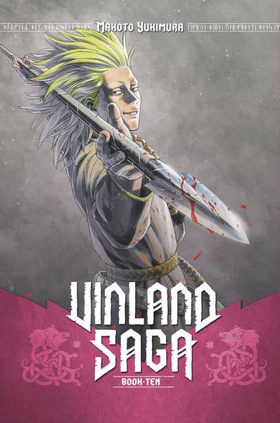 Vinland Saga Manga Volume 10 (Hardcover)