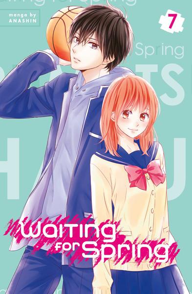 Waiting for Spring Manga Volume 7