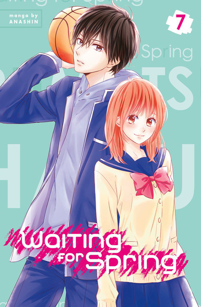 Waiting for Spring Manga Volume 7