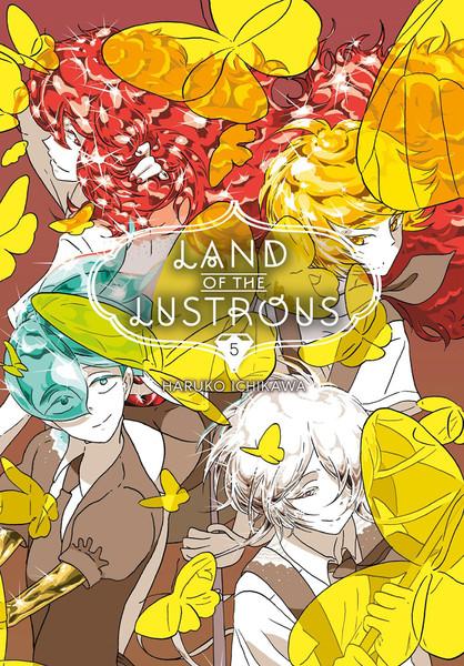 Land of the Lustrous Manga Volume 5