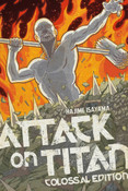 Attack on Titan Colossal Edition Manga Volume 5