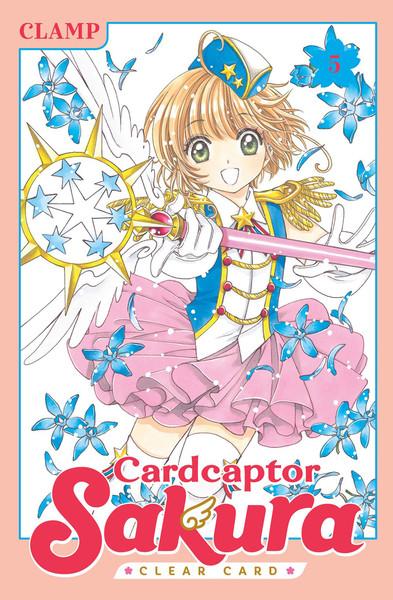 Cardcaptor Sakura Clear Card Manga Volume 5
