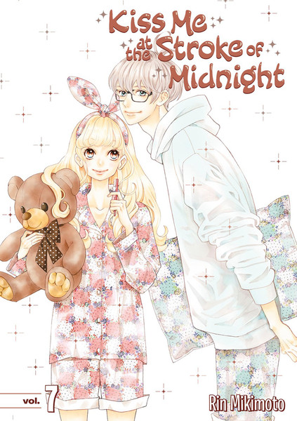 Kiss Me at the Stroke of Midnight Manga Volume 7
