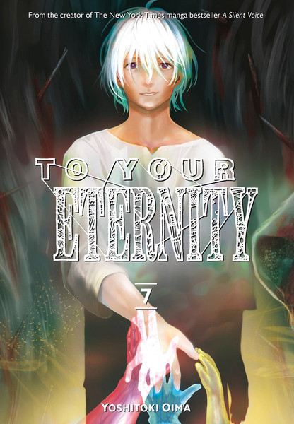To Your Eternity Manga Volume 7