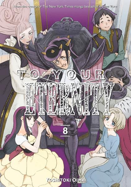To Your Eternity Manga Volume 8