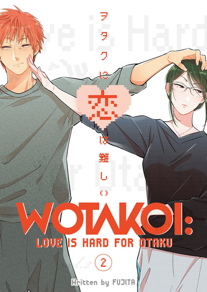Wotakoi Love Is Hard for Otaku Manga Volume 2