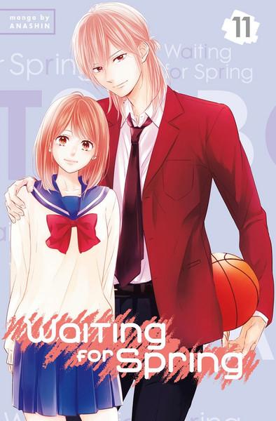 Waiting for Spring Manga Volume 11