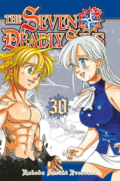 The Seven Deadly Sins Manga Volume 30