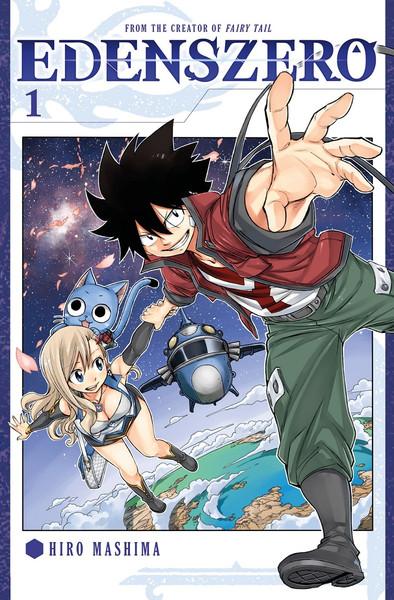 Edens Zero Manga Volume 1