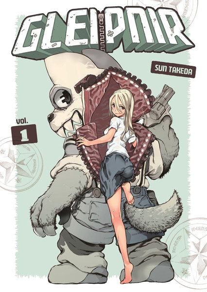 Gleipnir Manga Volume 1