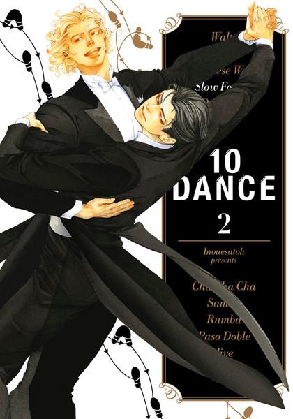 10 Dance Manga Volume 2