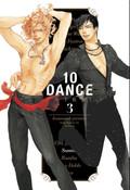 10 Dance Manga Volume 3