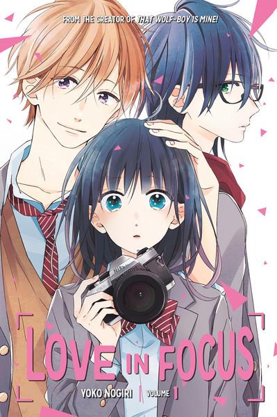 Love In Focus Manga Volume 1