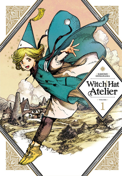 Witch Hat Atelier Manga Volume 1