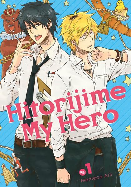 Hitorijime My Hero Manga Volume 1