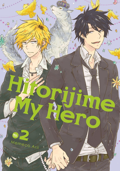 Hitorijime My Hero Manga Volume 2