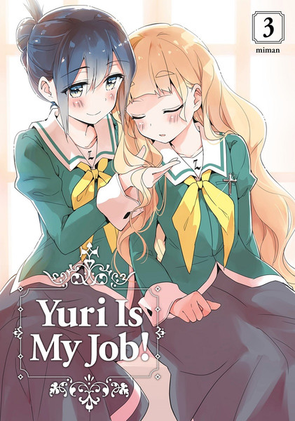 Yuri Is My Job! Manga Volume 3