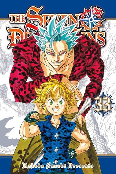 The Seven Deadly Sins Manga Volume 33