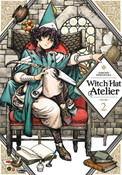 Witch Hat Atelier Manga Volume 2