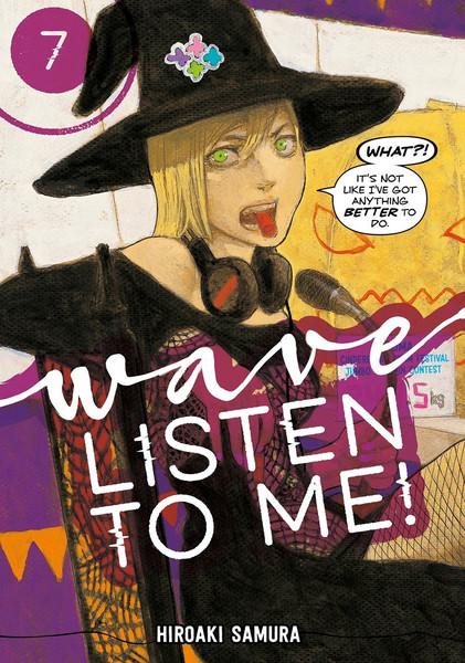 Wave Listen to Me! Manga Volume 7