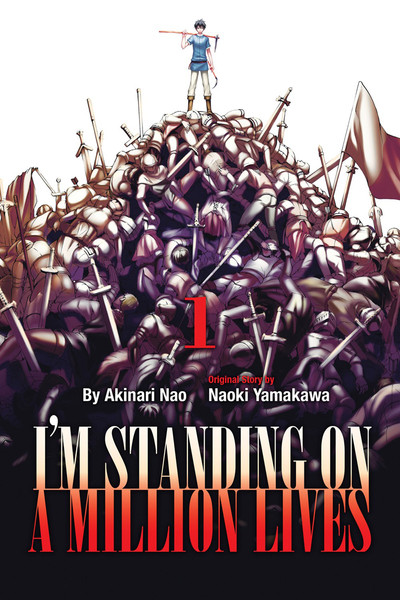 I'm Standing on a Million Lives Manga Volume 1