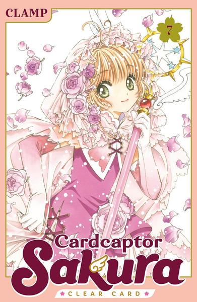 Cardcaptor Sakura Clear Card Manga Volume 7