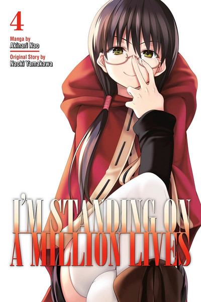 I'm Standing on a Million Lives Manga Volume 4