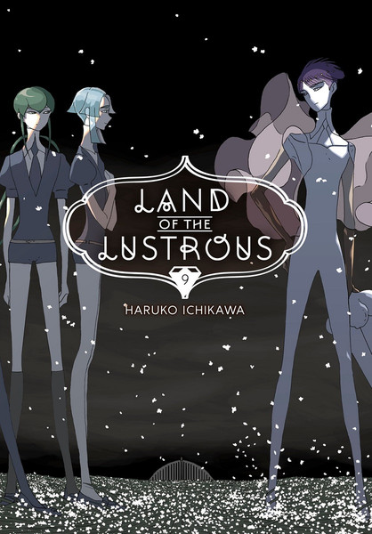 Land of the Lustrous Manga Volume 9