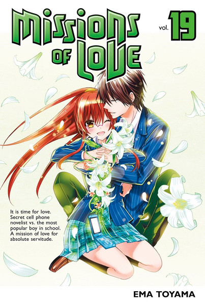 Missions of Love Manga Volume 19