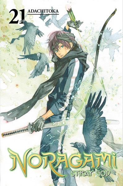 Noragami Stray God Manga Volume 21