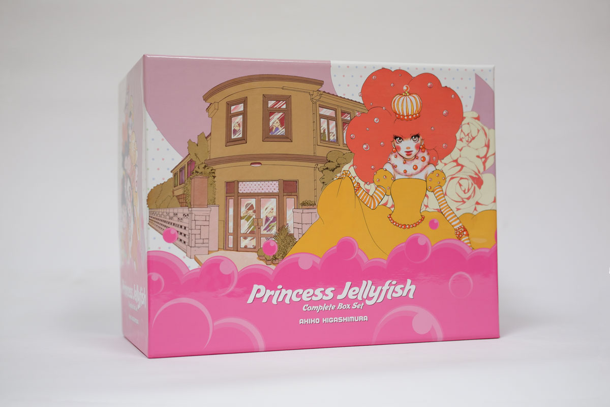 Princess Jellyfish Manga Box Set