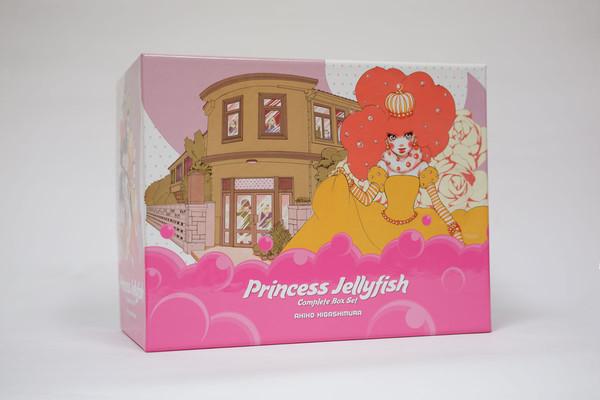 Princess Jellyfish Manga Box Set