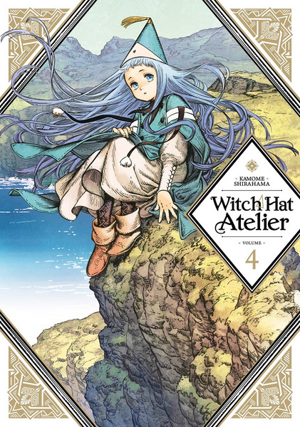 Witch Hat Atelier Manga Volume 4