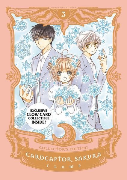 Cardcaptor Sakura Collector's Edition Manga Volume 3 (Hardcover)