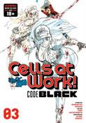 Cells at Work! Code Black Manga Volume 3