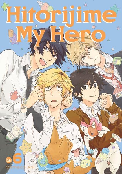 Hitorijime My Hero Manga Volume 6