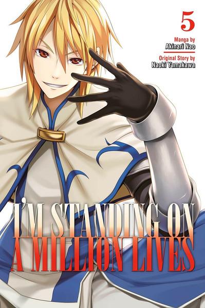I'm Standing on a Million Lives Manga Volume 5