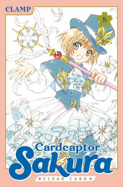 Cardcaptor Sakura Clear Card Manga Volume 8