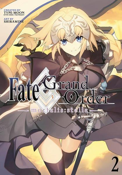 Fate/Grand Order mortalis:stella Manga Volume 2
