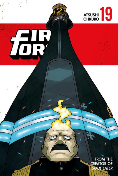 Fire Force Manga Volume 19