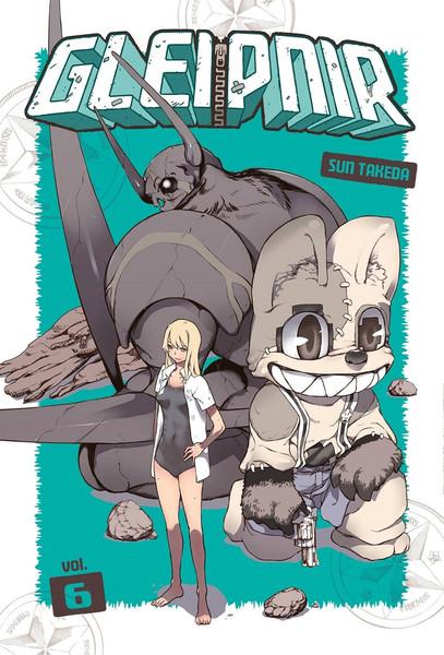 Gleipnir Manga Volume 6