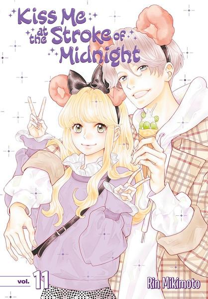 Kiss Me at the Stroke of Midnight Manga Volume 11