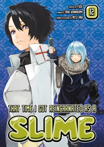 That Time I Got Reincarnated as a Slime Manga Volume 12